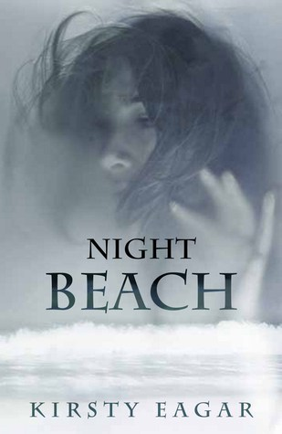 Night Beach by Kirsty Eagar