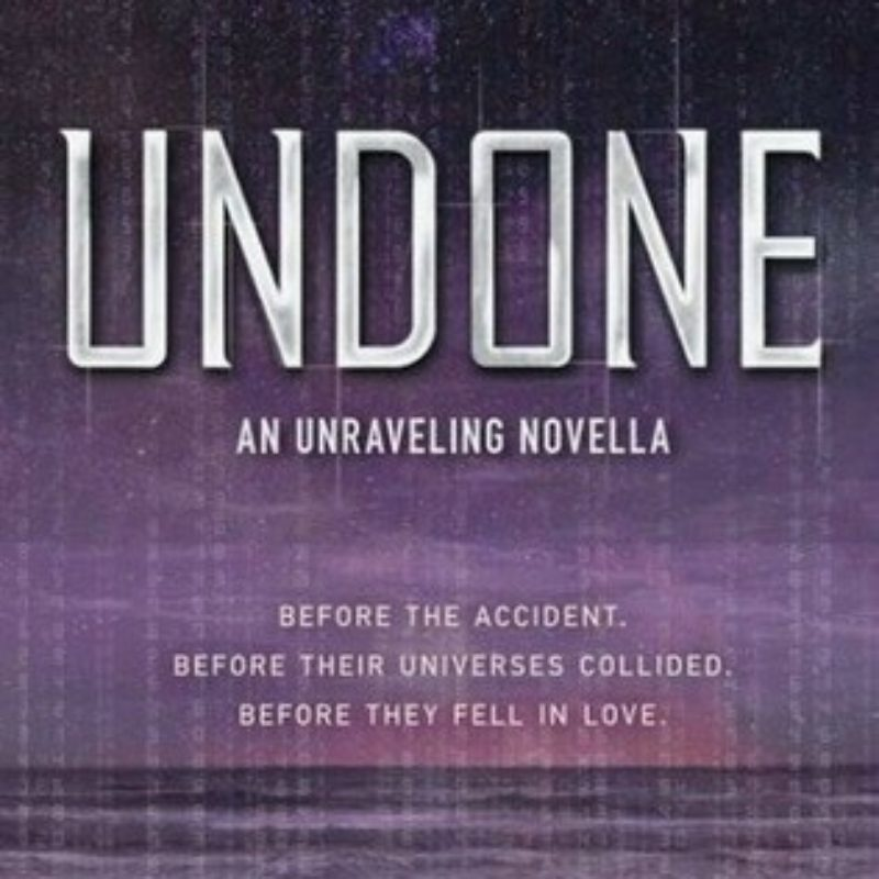 Undone by Elizabeth Norris