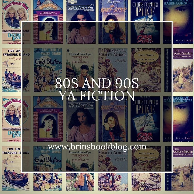 80s and 90s YA Fiction