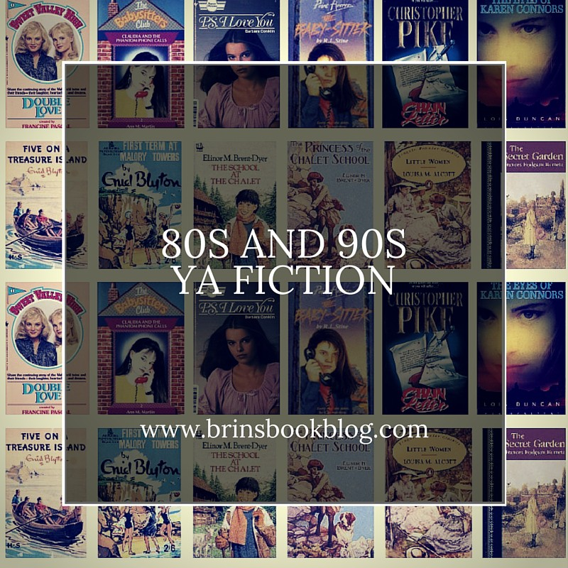 80s And 90s Ya Fiction Brin S Book Blog