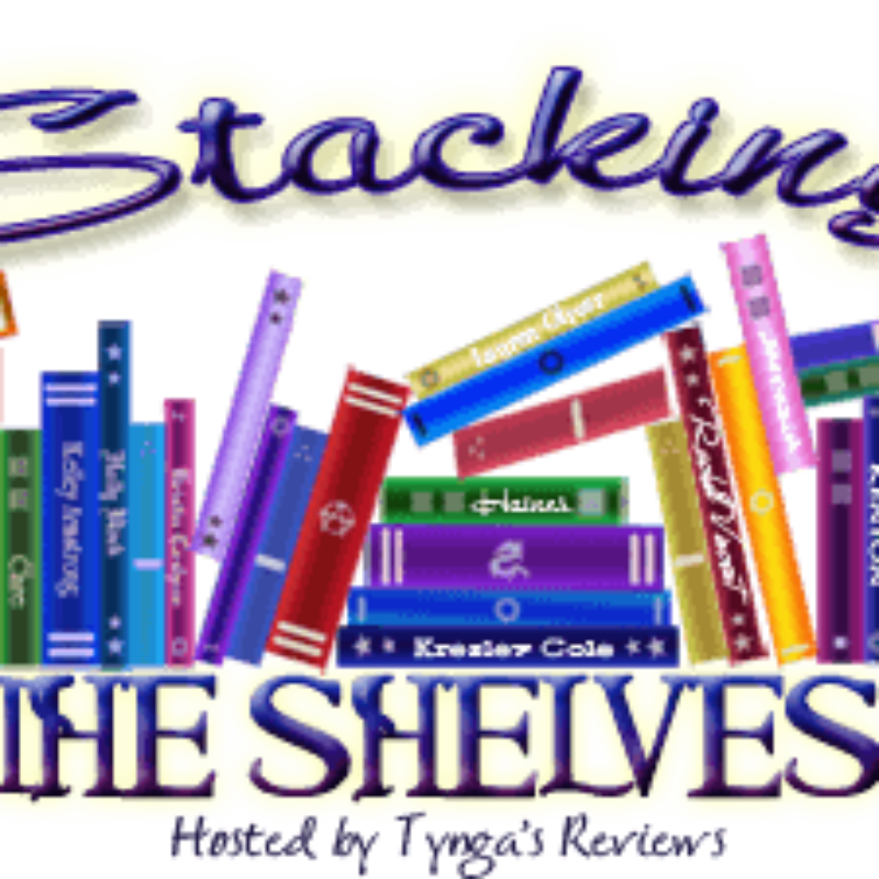 Stacking the Shelves: Week 1