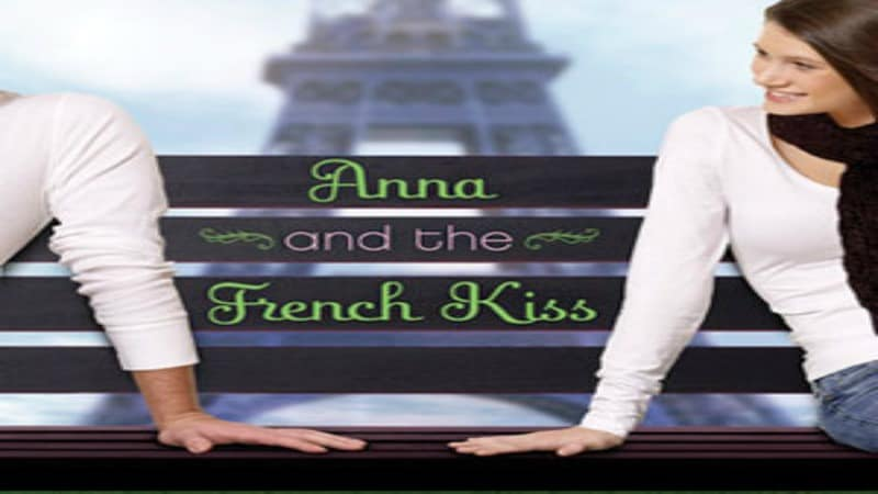 swoon anna and the french kiss cover art
