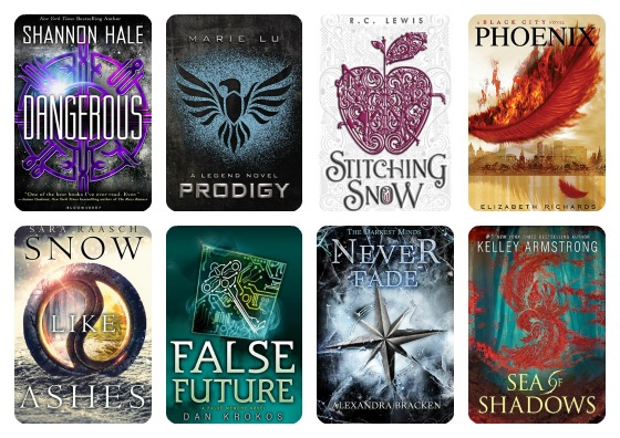 trends on book covers