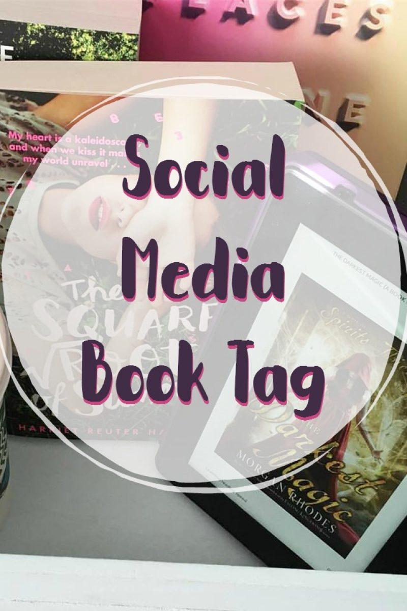 Social Media Book Tag