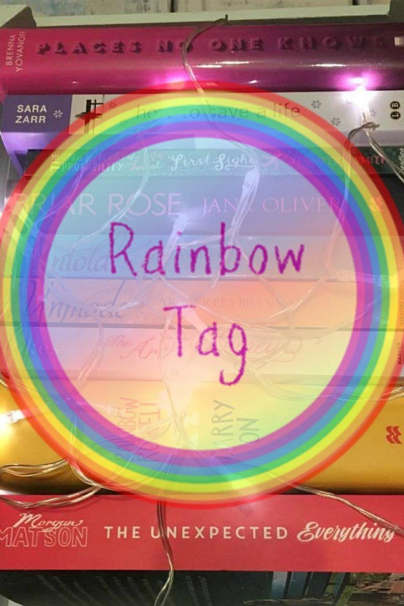 The Rainbow Tag: I Can Sing a Rainbow…