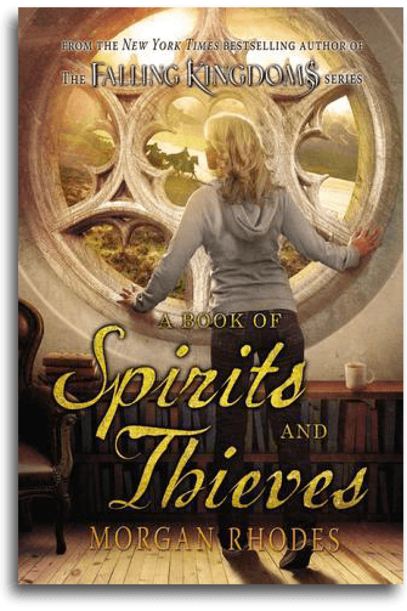 Waiting on Wednesday: A Book of Spirits and Thieves