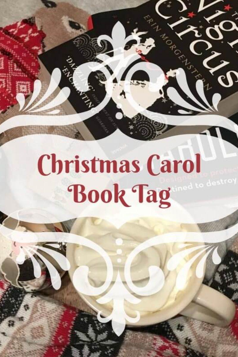 The Christmas Carol Book Tag