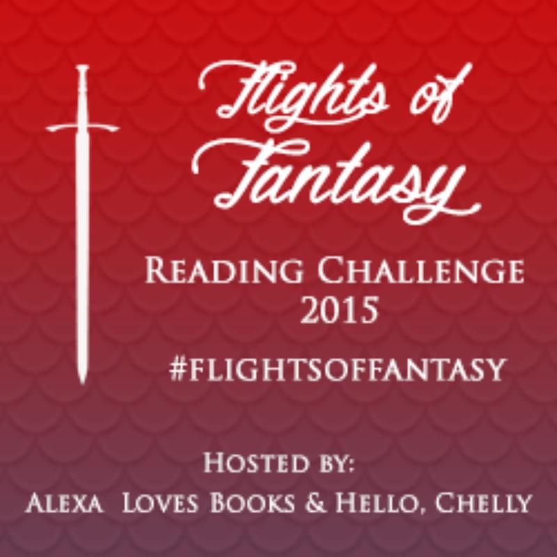 2015 Flights of Fantasy Reading Challenge – sign up!