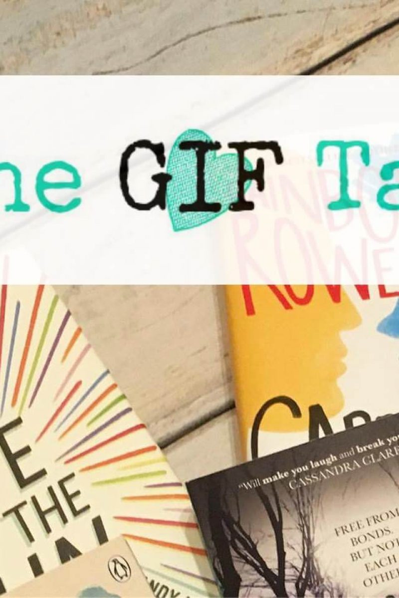 The Gif Tag: GIF it to Me Baby!