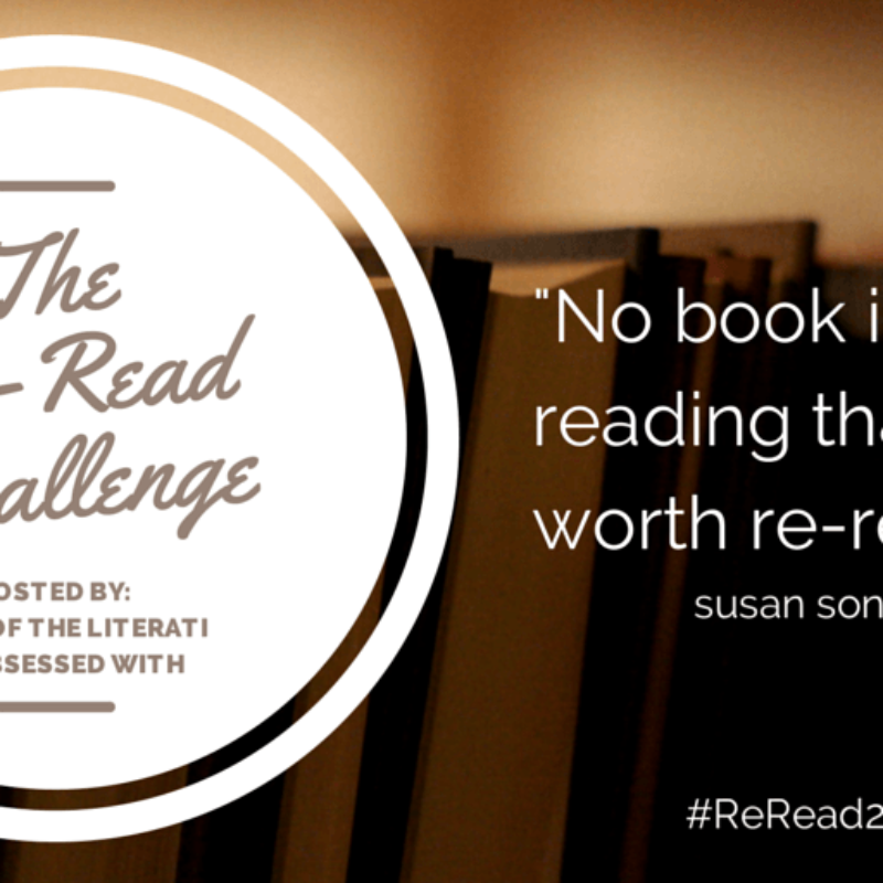 2015 Re-Read Challenge – sign up!