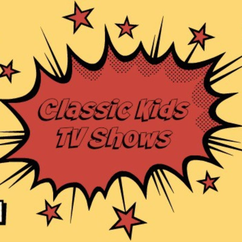 Classic Kids TV Shows: An Introduction…