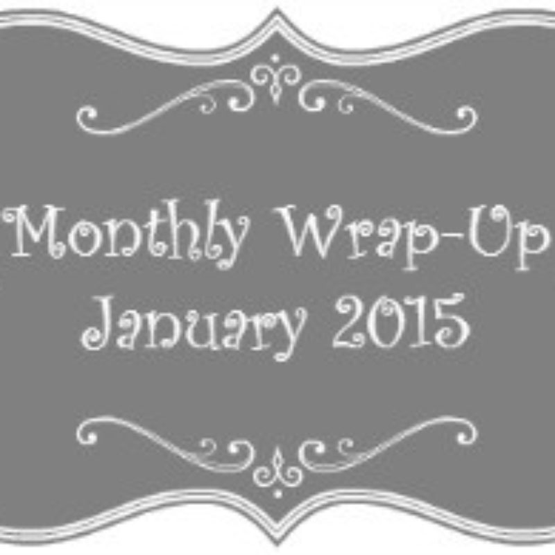 Monthly Wrap-Up: January 2015