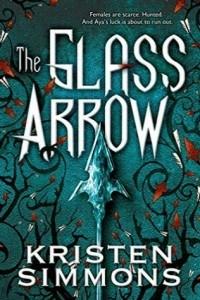 glass arrow