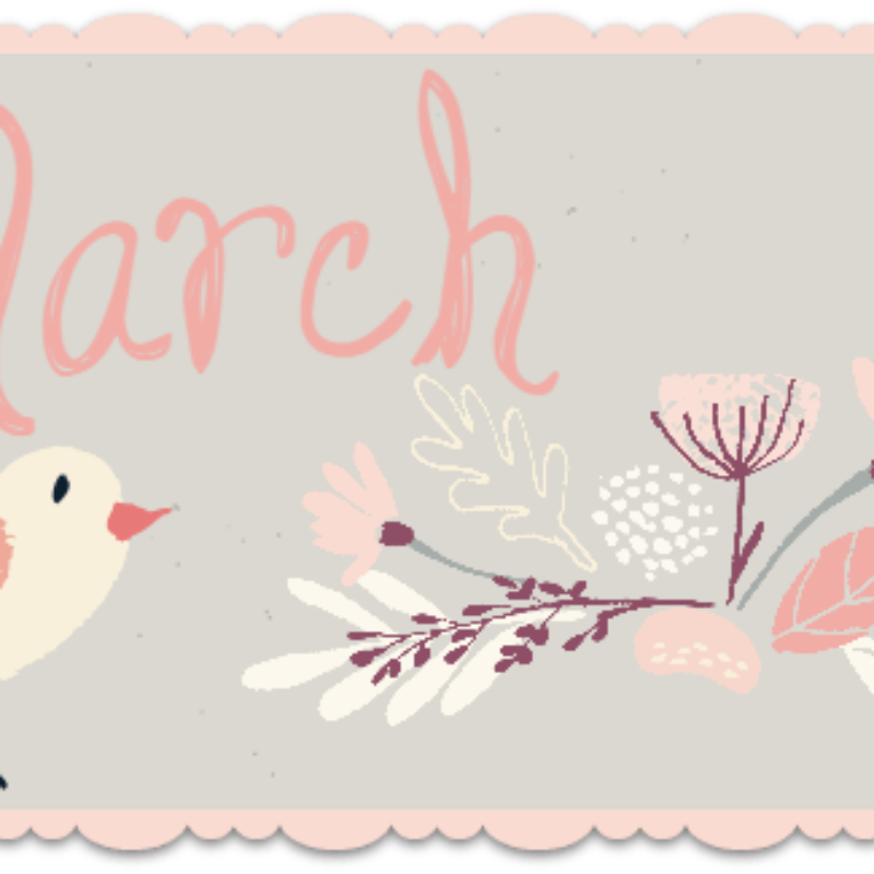 Monthly Wrap-Up: March 2015
