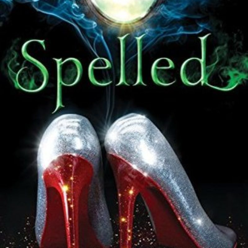 Spotlight + Giveaway: Spelled by Betsy Schow