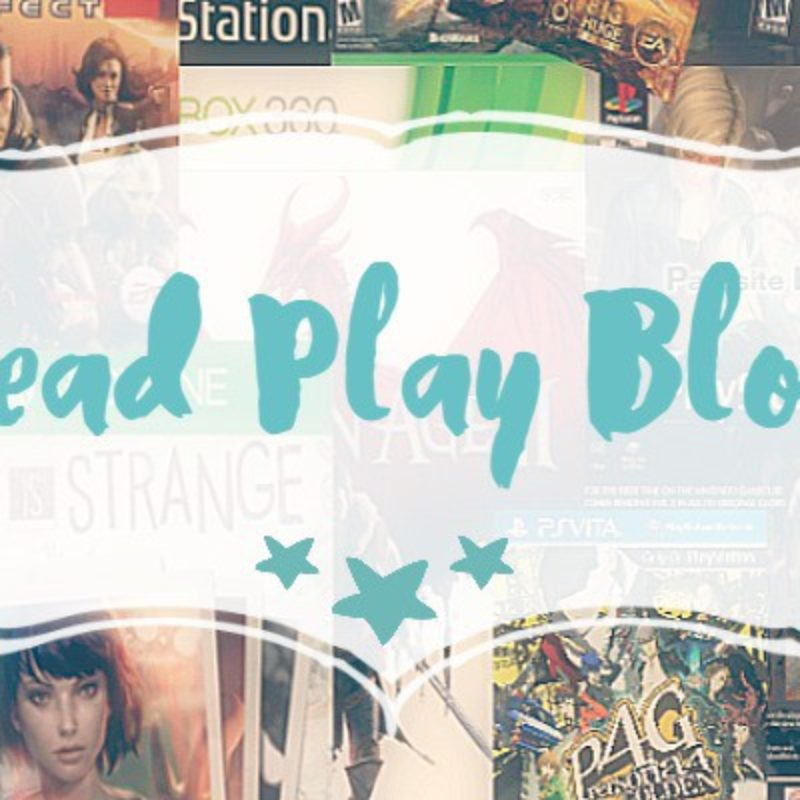 Read Play Blog #11