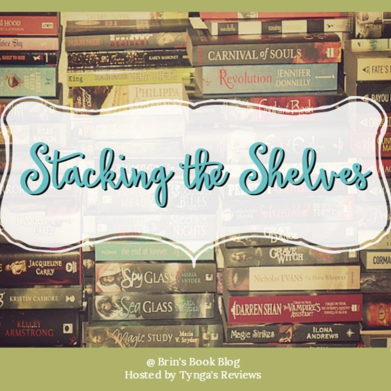 Stacking the Shelves #71