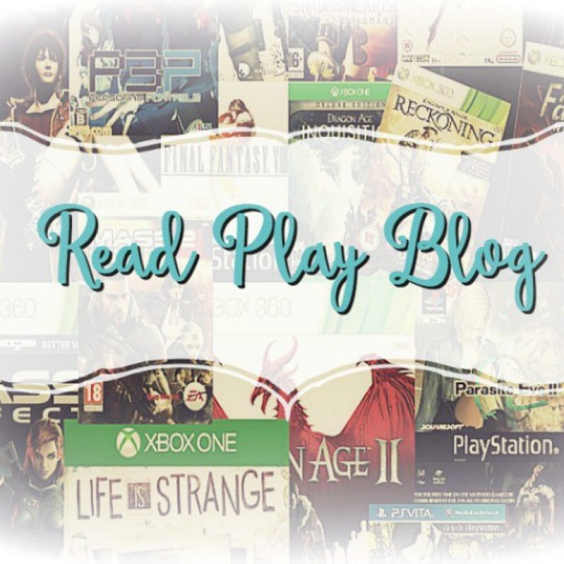 Read Play Blog #12