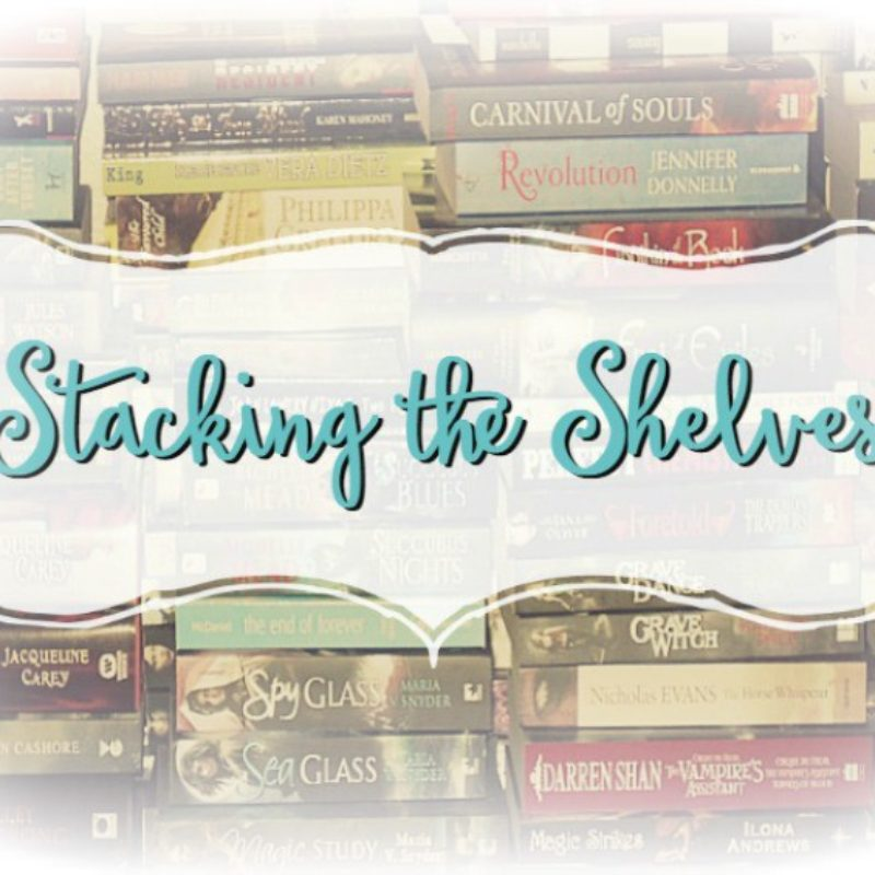 Stacking the Shelves #74