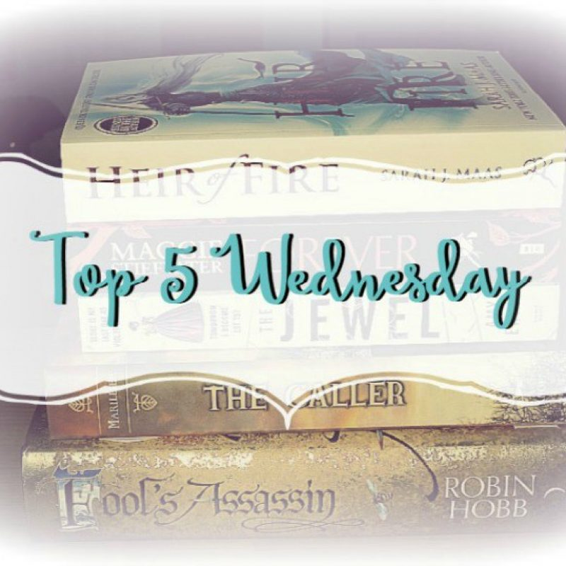 Top 5 Wednesday #3