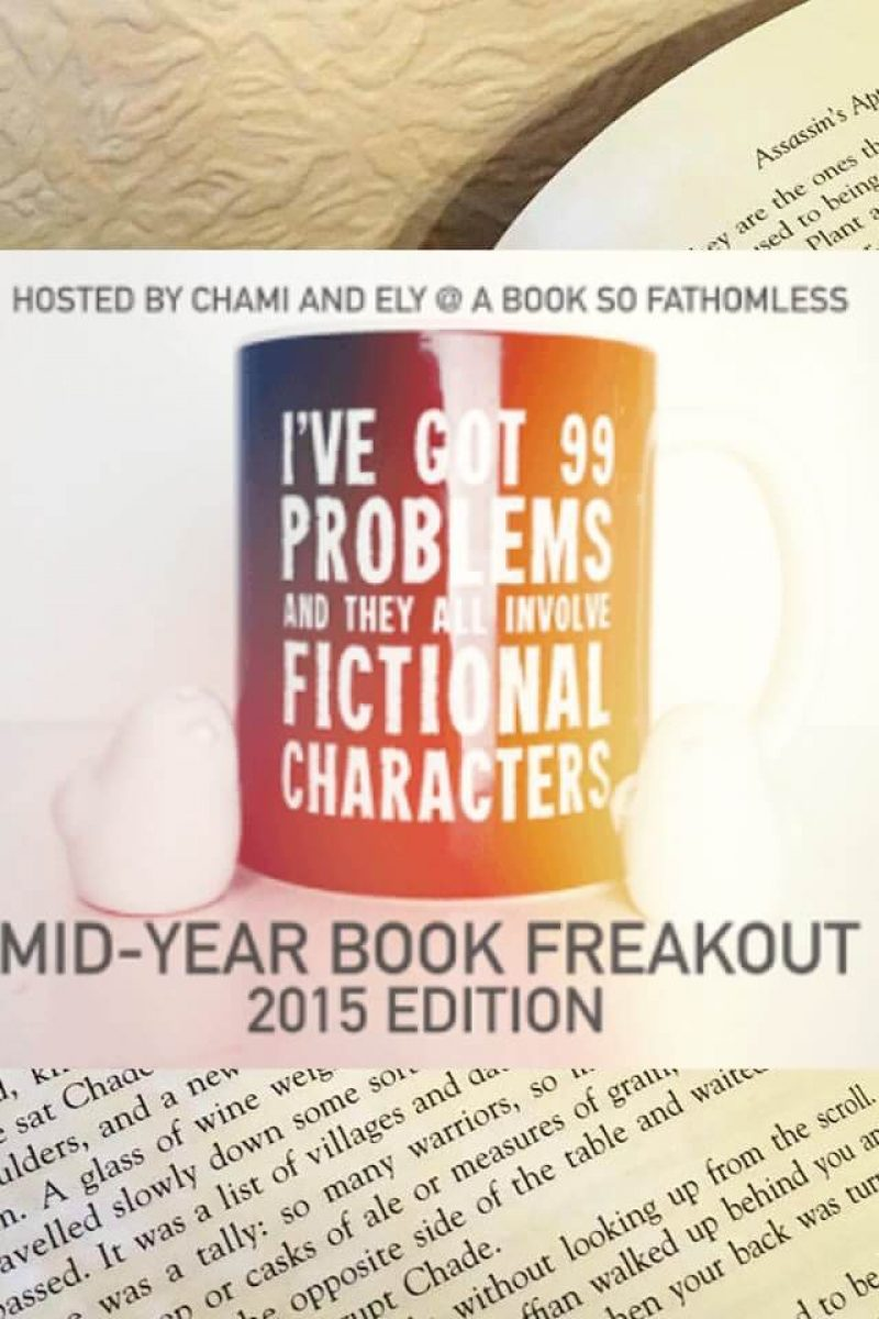 Mid-Year Book Freakout: 2015 Edition