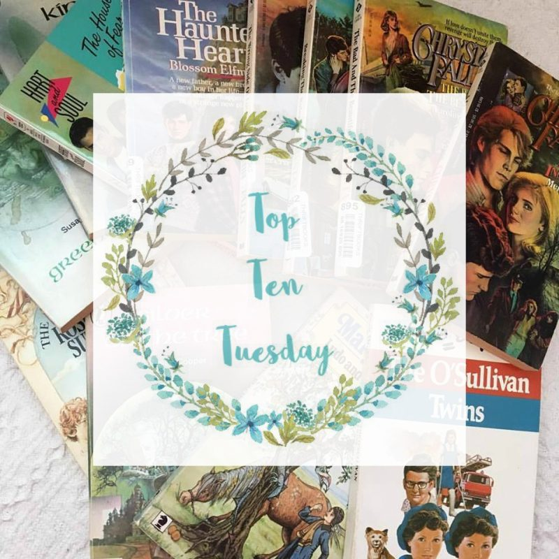 Top Ten Fairytale Retellings I Want To Read