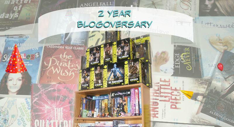 2 Year Blogoversary