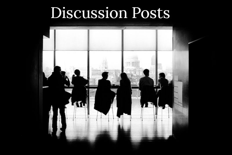 discussion posts