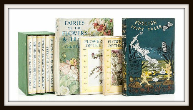 flower fairies lot