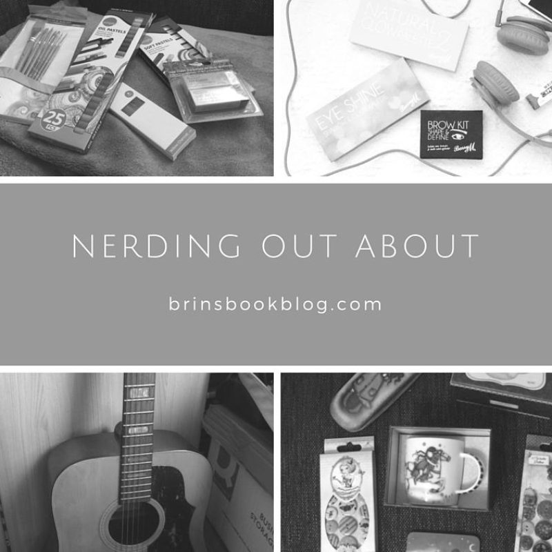 Nerding out about…Redbubble!