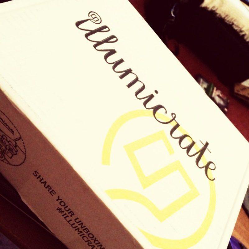 Unboxing: Illumicrate