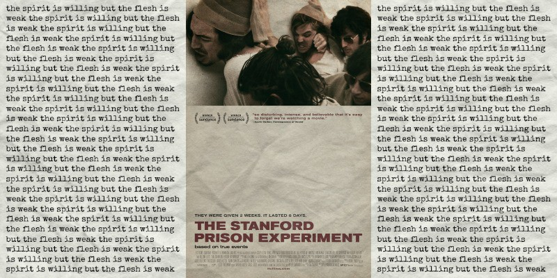 Film Review: The Stanford Prison Experiment