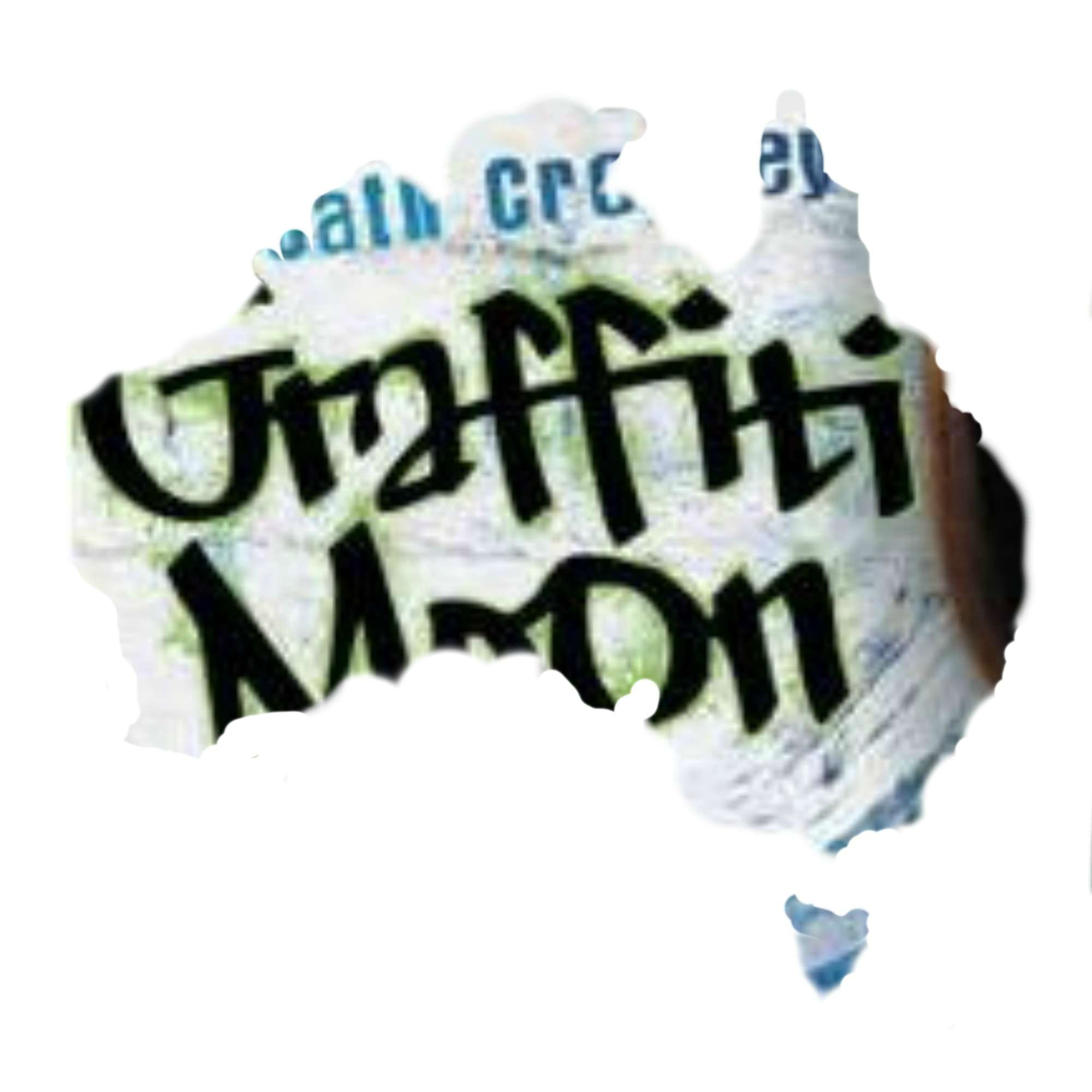grafitti moon