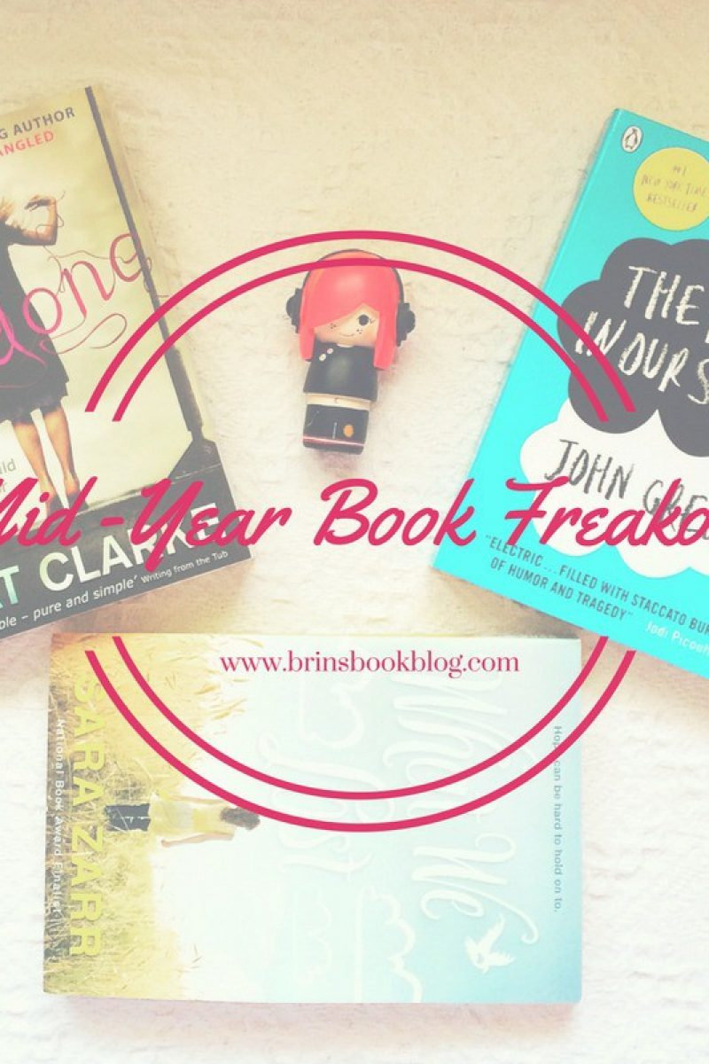 Mid-Year Book Freakout 2016