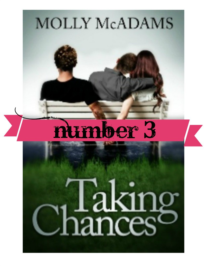 number 3 - taking chances