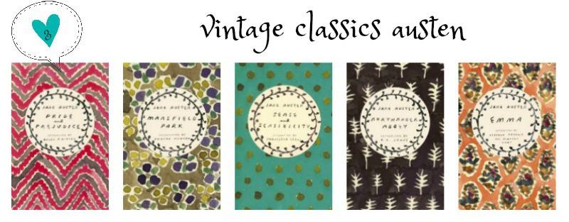 vintage austen classics