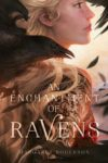 an enchantment of ravens margaret rogerson cover art book haul