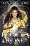 blood rose danielle rose cover art book haul