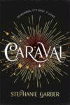 caraval stephanie garber cover art book haul