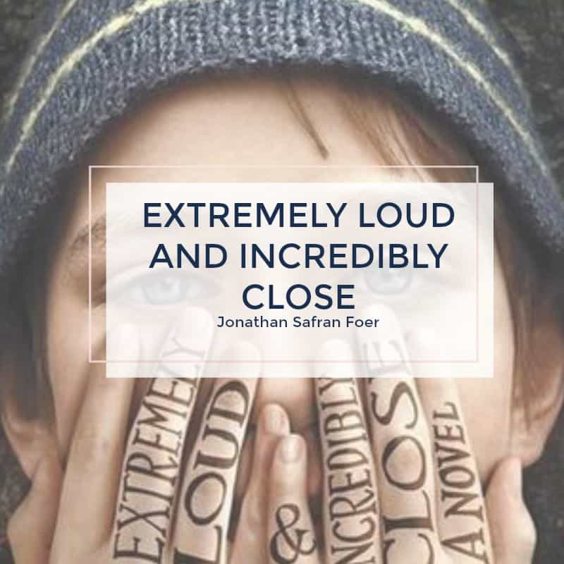 extremely loud and incredibly close unique title