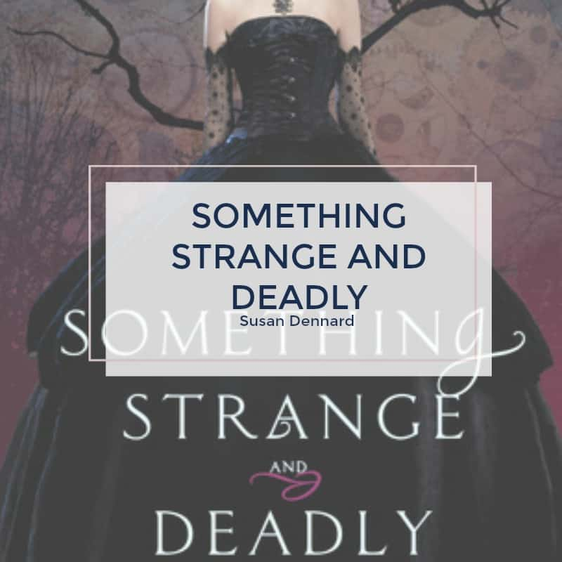 something strange and deadly unique title