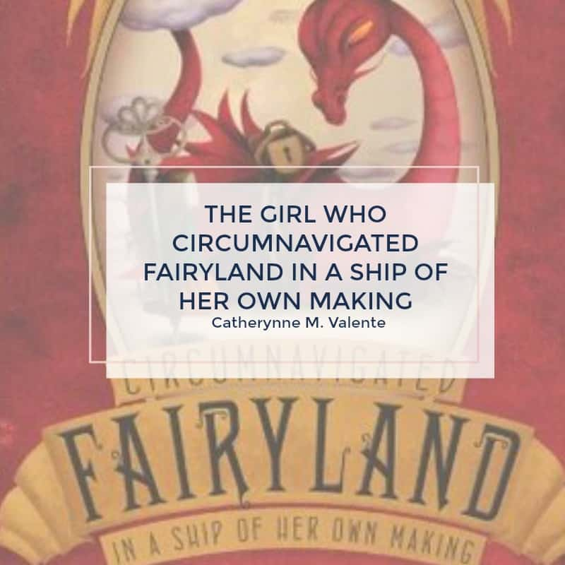 the girl who circumnavigated fairyland unique title