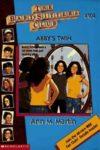 abby's twin ann m martin cover art book haul