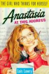 anastasia at this address lois lowry cover art book haul