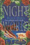 black dawn l j smith cover art book haul