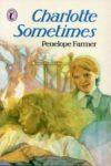 charlotte sometimes penelope farmer cover art book haul