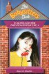 claudia and the phantom phone calls ann m martin cover art book haul