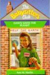 dawn saves the planet ann m martin cover art book haul