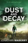 dust and decay jonathan maberry cover art book haul