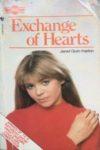exchange of hearts janet quin-harkin cover art book haul